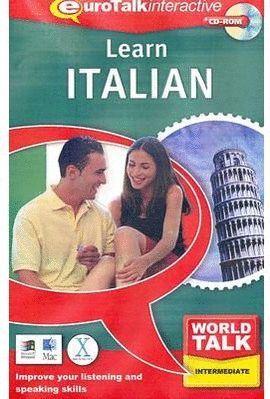 WORLD TALK ITALIANO CD INTERMEDIO