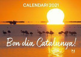 2021 Bon Dia Catalunya Calendari 9781901175578 La Llar Del Llibre