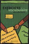 EXERCICES DE VOCABULAIRE EN CONTEXTE NIVEAU DEBUTANT
