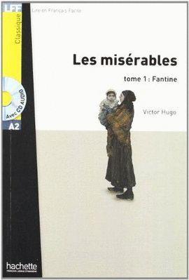 MISERABLES, LES   TOME: 1-FANTINE (NIVEAU-3)