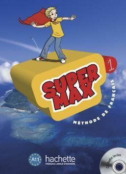 SUPER MAX 1 ALUMNO + CD