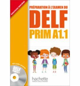 DELF PRIM A1.1 + AUDIO CD