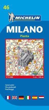 MILANO / MILAN, PLANO Nº 46