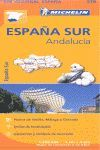 ESPAÑA SUR, MAPA REGIONAL Nº 578 - ANDALUCIA