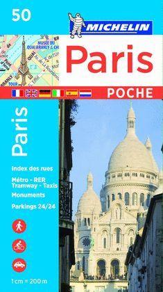 PARIS PLAN POCHE