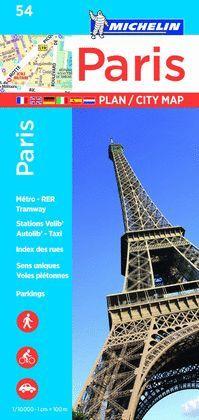 PARIS, PLANO Nº 54