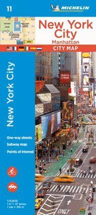 NEW YORK CITY - MANHATTAN, PLANO Nº 11