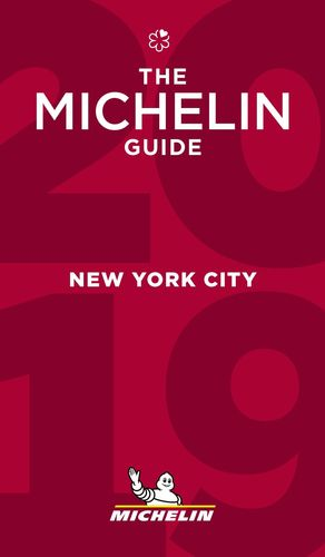 NEW YORK 2019, THE MICHELIN RED GUIDE