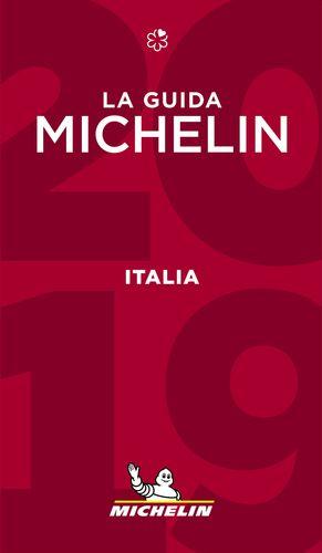 ITALIA 2019, LA GUIDA ROSSA MICHELIN