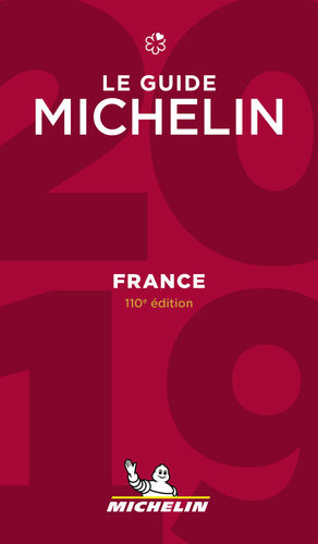 FRANCE 2019, LE GUIDE ROUGE MICHELIN