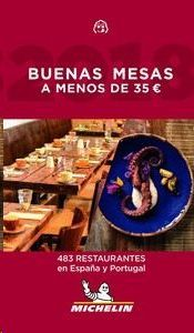 BUENAS MESAS A MENOS DE 35 EUROS 2019