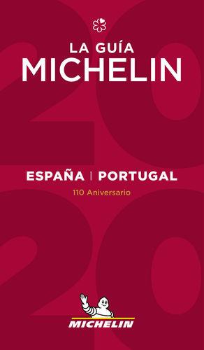 ESPAÑA & PORTUGAL 2020, LA GUÍA ROJA MICHELIN