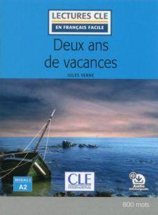 DEUX ANS DE VACANCES  ( LIVRE )