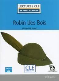 ROBIN DES BOIS - NIVEAU 2/A2 - LIVRE + AUDIO TÉLÉCHARGEABLE