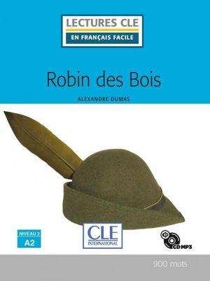 ROBIN DES BOIS ( LIVRE + CD )
