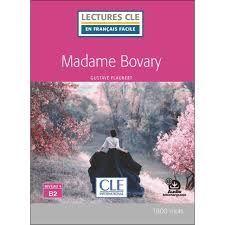 MADAME BOVARY - NIVEAU 4/B2 - LIVRE + AUDIO TÉLÉCHARGEABLE