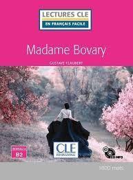 MADAME BOVARY - NIVEAU 4/B2 - LIVRE + CD AUDIO