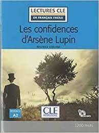 CONFIDENCIAS D'ARSÈNE LUPIN, LES - NIVEAU 2 - A2 - LIVRE + CD