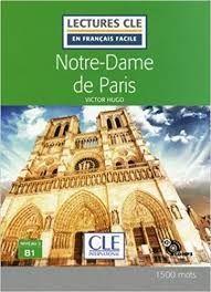 NOTRE-DAME DE PARIS - NIVEAU 3/B1 LIVRE + CD