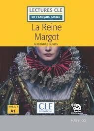 REINE MARGOT, LA - NIVEAU 1/A1 - LIVRE + CD