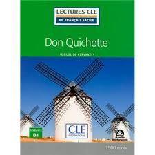 DON QUICHOTTE - NIVEAU 3/B1 - LIVRE + CD
