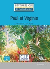 PAUL ET VIRGINIE (  LIVRE + CD )
