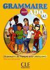 GRAMMAIRE POINT ADO -A1-