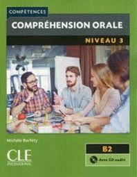 COMPRÉHENSION ORALE. NIVEAU 3 (B2)