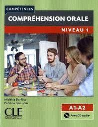 COMPRÉHENSION ORALE. NIVEAU 1 A1 - A2