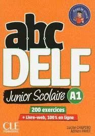 ABC DELF JUNIOR SCOLAIRE A1