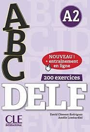 ABC DELF A2 + DVD + CORRIGES + APPLI NC