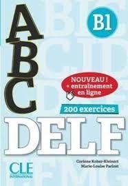 ABC DELF B1 + DVD + CORRIGES + APPLI NC