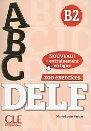 ABC DELF B2 + DVD + CORRIGES + APPLI NC