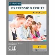 COMPETENCES. EXPRESSION ÉCRITE NIVEAU 3 (B1)