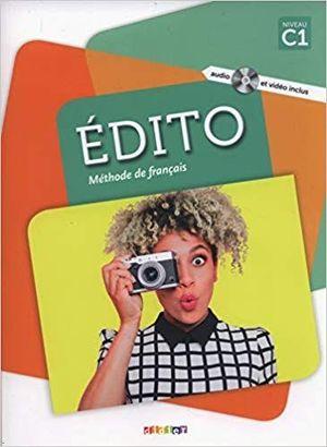 EDITO NIVEAU C1 - AVEC CD