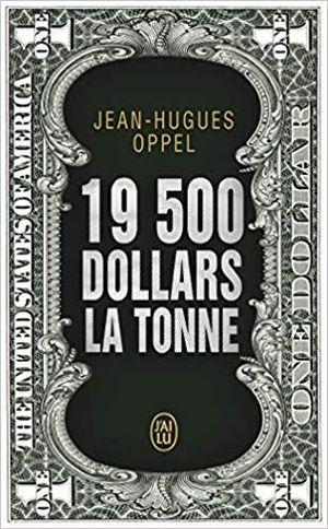 195000 DOLLARS LA TONNE