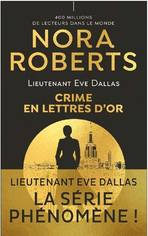 CRIME EN LETTRES D'OR