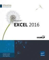 OFIMATICA PROFESSIONAL: EXCEL 2016