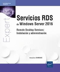RDS DE WINDOWS SERVER 2016