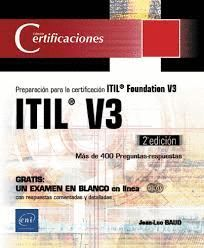 ITIL®  V3 - PREPARACIÓN A LA CERTIFICACIÓN ITIL