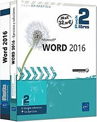 PACK OFIMÁTICA WORD 2016