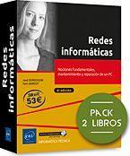 REDES INFORMÁTICAS + MANTENIMIENTO Y REPARACIÓN DE UN PC EN RED  ( PACK RECURSOS INFORMÁTICOS )