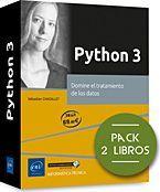 PYTHON 3. DOMINE EL TRATAMIENTO DE LOS DATOS (PACK)