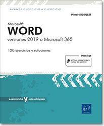 WORD - VERSIONES 2019 U OFFICE 365