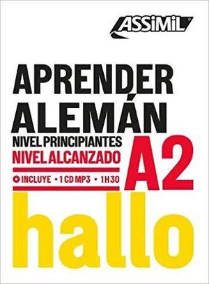 APRENDER ALEMAN NIVEL PRINCIPIANTES (A2)