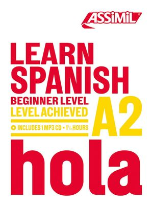 LEARN SPANISH - BEGINNER LEVEL  ( INCLUDES 1 MP3 CD - 1,1/2 HOURS )
