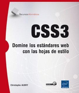 CSS3 DOMINE LOS ESTANDARES WEB CON LAS HOJAS DE ESTILO