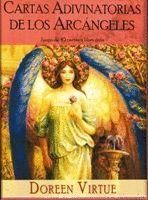 CARTAS ADIVINATORIAS DE LOS ARCANGELES (+ 45 CARTAS Y LIBRO GUÍA)
