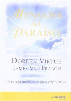 MENSAJES DEL PARAISO (PACK)