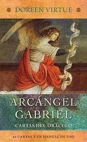 ARCANGEL GABRIEL, EL - CARTAS ORACULO